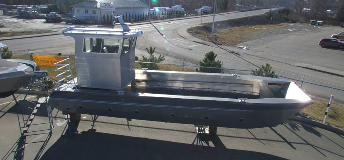 Aluminum Boats For Sale Bc >> Our Landing Craft Assists with Oil Spill Cleanup ...