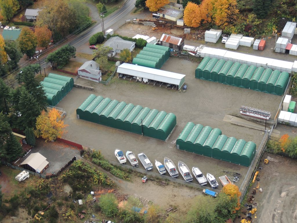 Secure storage in Campbell River, BC