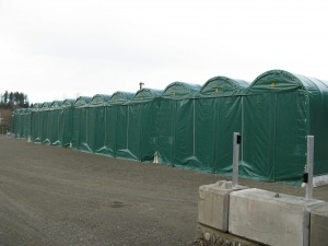 Enclosed storage in Campbell River, BC