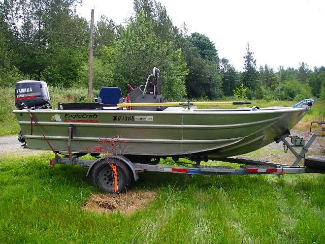 Keith Wilson MD, FRCP(C) - EagleCraft Aluminum Boats, builders of commercial, pleasure and sport ...