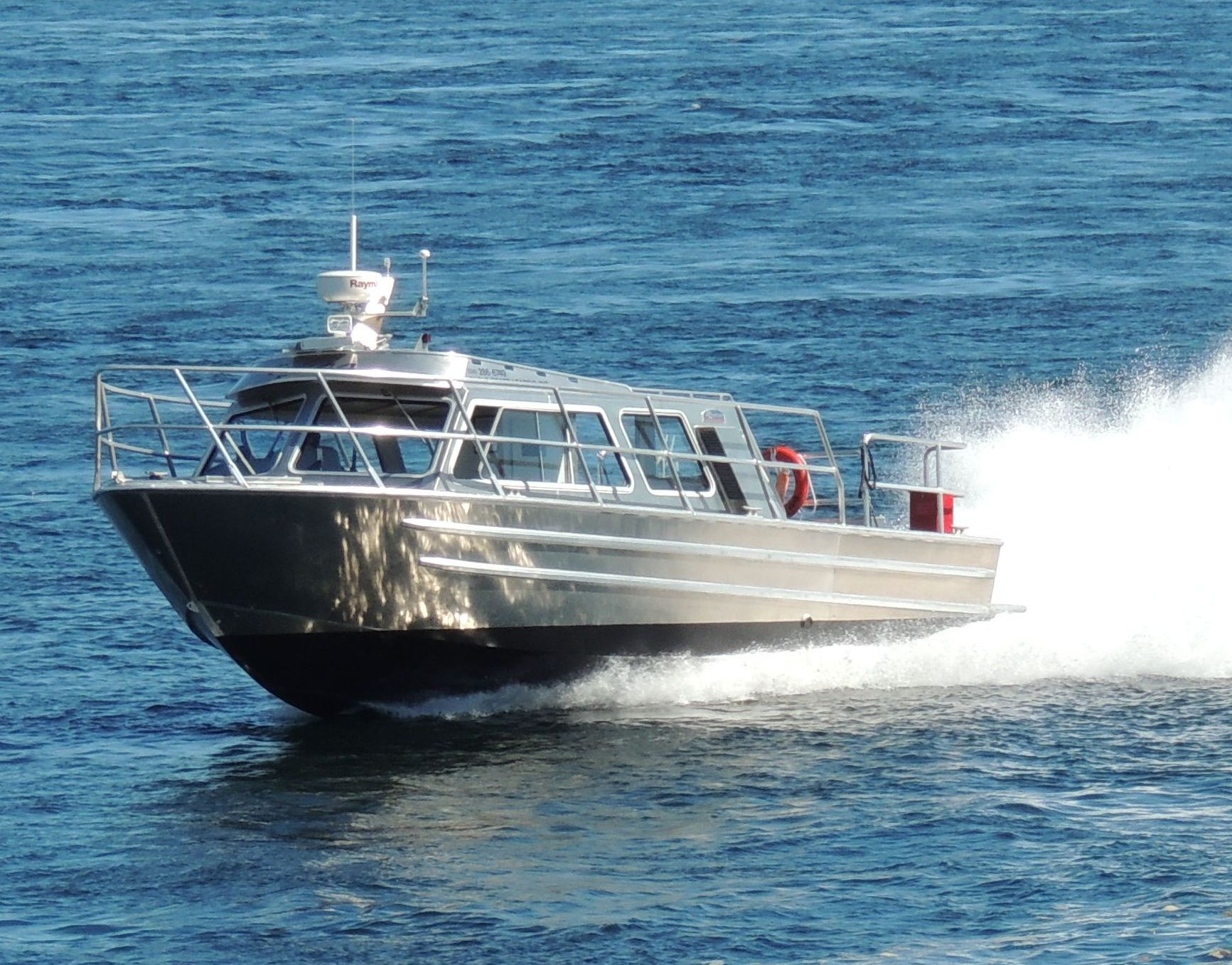 New Aluminum Boat Archives - EagleCraft Aluminum Boats, builders of commercial, pleasure and ...