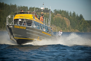 EagleCraft 37' water taxi/ tour vessel