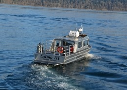 EagleCraft 33' water taxi