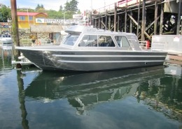 28' water taxi