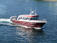 Custom Painted Hulls and Cabin