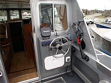 Second Steering Stations